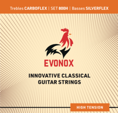 Najlepsze struny do gitary klasycznej Evonox