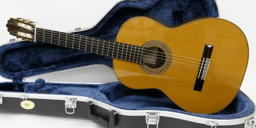 Gitara klasyczna dla leworęcznych - dobra jakość